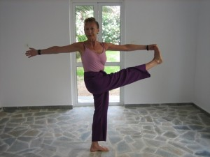 Yoga with Janaki