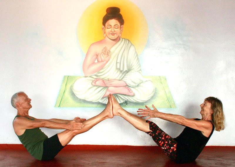 Davy & Janaki India 800