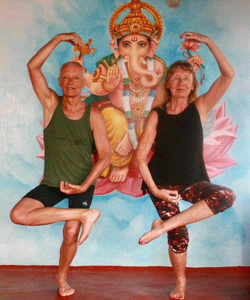 Davy Jones Yoga Brighton & Janaki Yoga Brighton