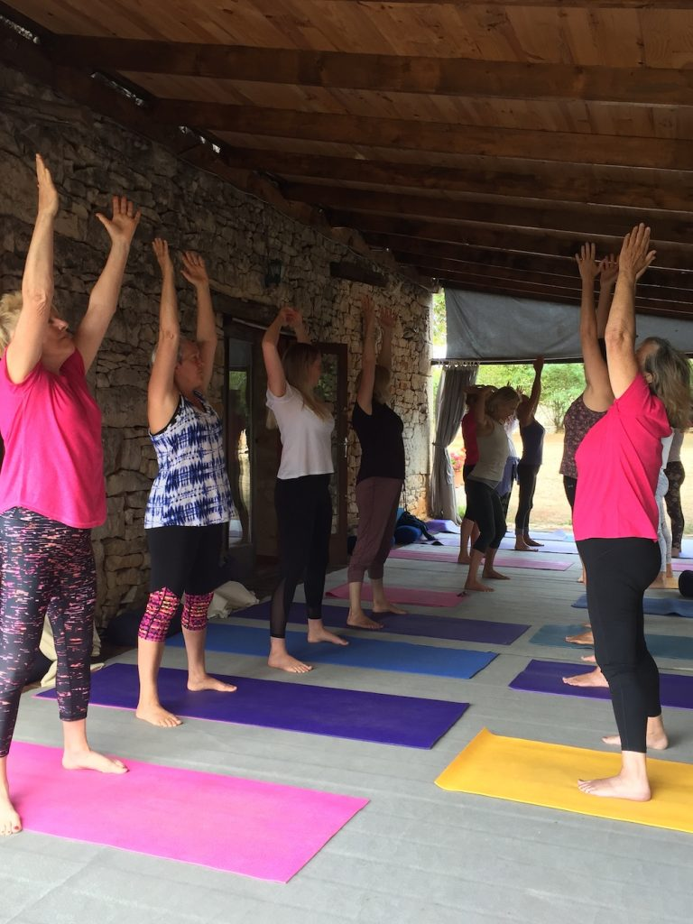 Yoga La Roane Frabnce
