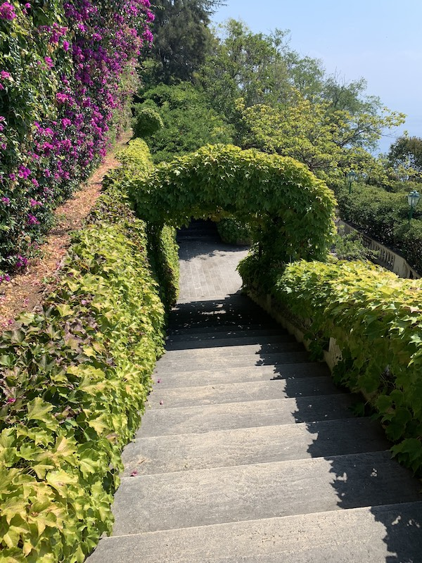 calabria stairs
